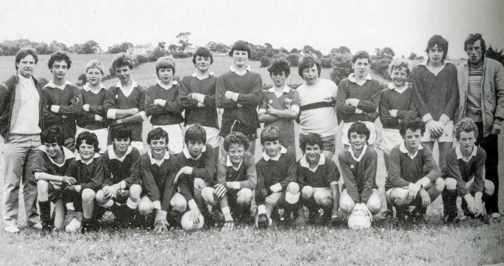 Laune Rangers – Co. U-14 Football Champions 1983