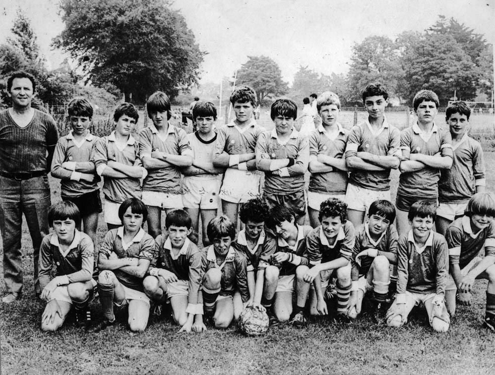 Killorglin – Community Games Munster Final Runners-up 1983