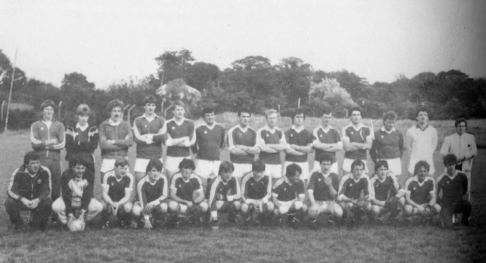 Laune Rangers Senior Team 1985