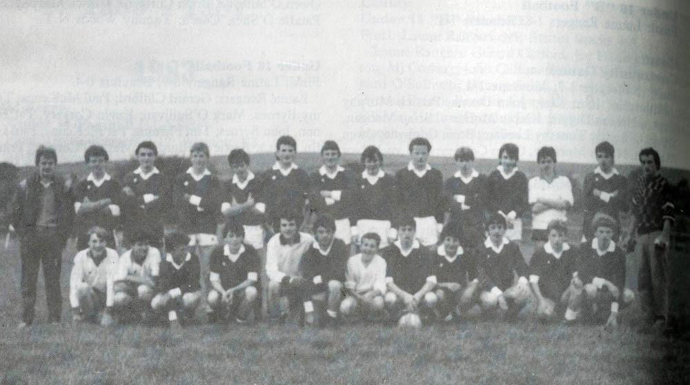 Laune Rangers – Co. U-16 Champions 1985