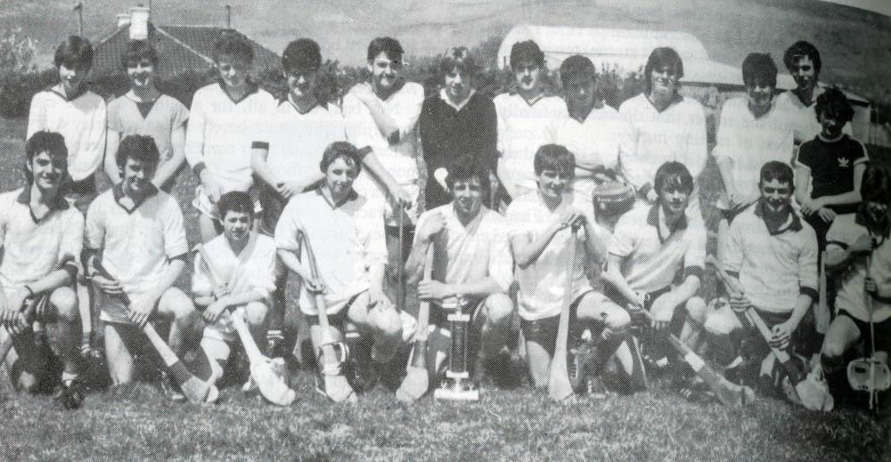 Killorglin – Minor Hurling League Div. 2 Winners 1985