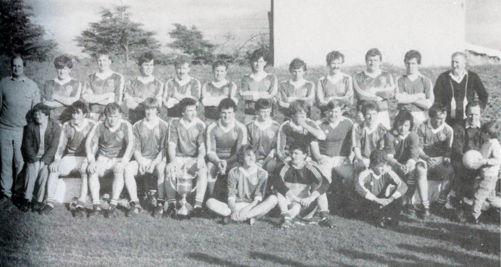 Laune Rangers – Mid-Kerry SF Champions 1986