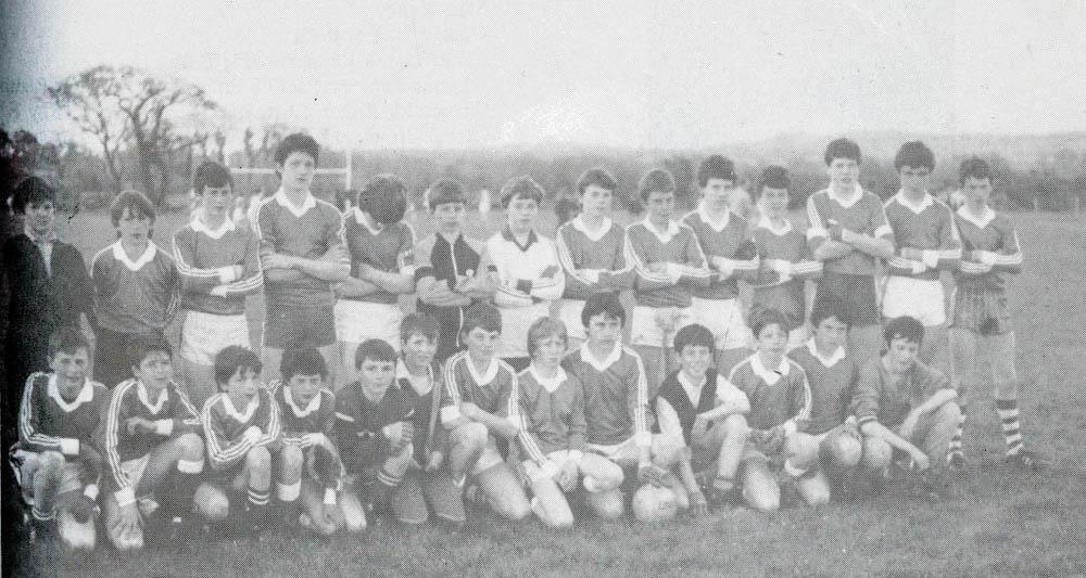 Laune Rangers – Co. U-14 Champions 1986