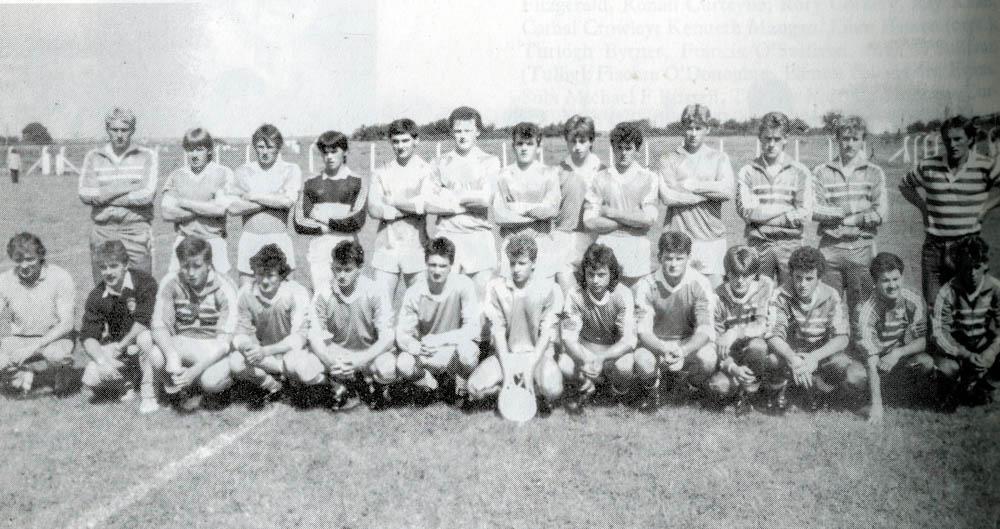 Laune Rangers – Co. Minor Football Champions 1987