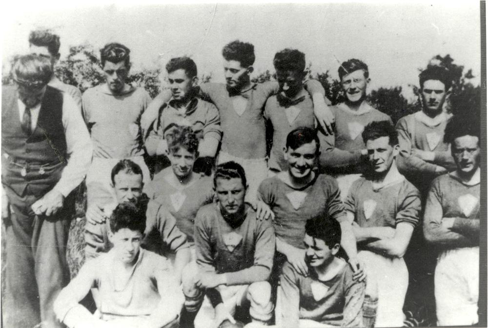 Laune Rangers 1935