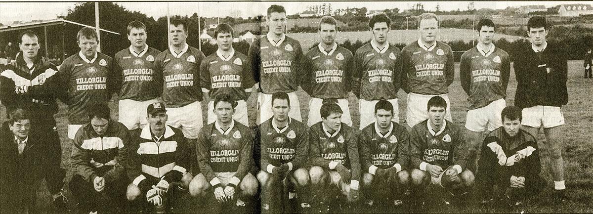 Laune Rangers – 1997 Mid-Kerry Senior Football Champions