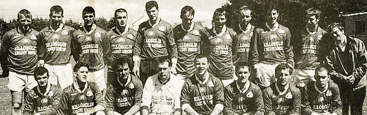 Laune Rangers 'B' – 1997 Mid-Kerry O Sullivan Champions