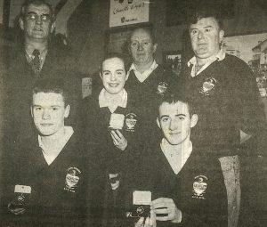 Laune Rangers – 1997 All-Ireland Scór na nÓg Tráth na gCeist Champions