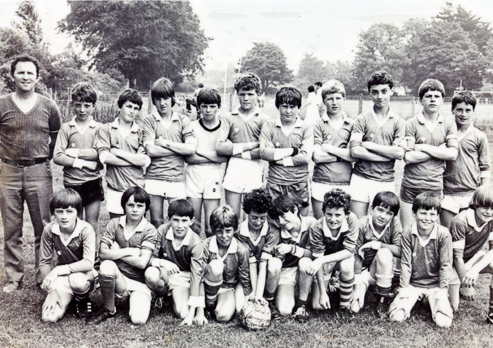 Killorglin – 1983 Co. Community Games Football Champion