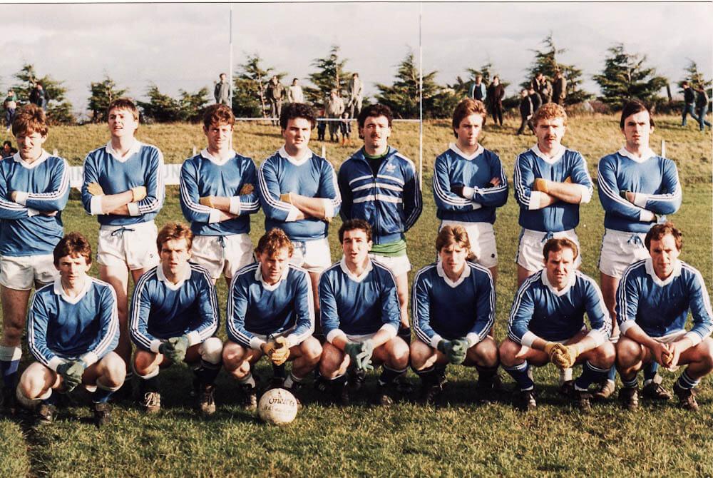 Laune Rangers – 1987 Mid-Kerry Senior Champions (final replay)