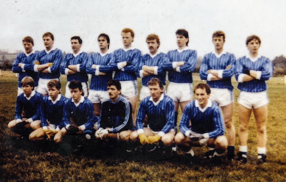 Laune Rangers – 1988 Co. SFL Div. 1 Play-off