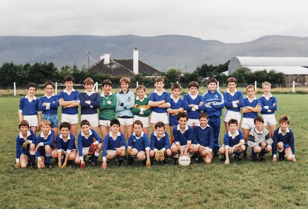 Laune Rangers – 1988 Mid-Kerry U-12 Football Champions