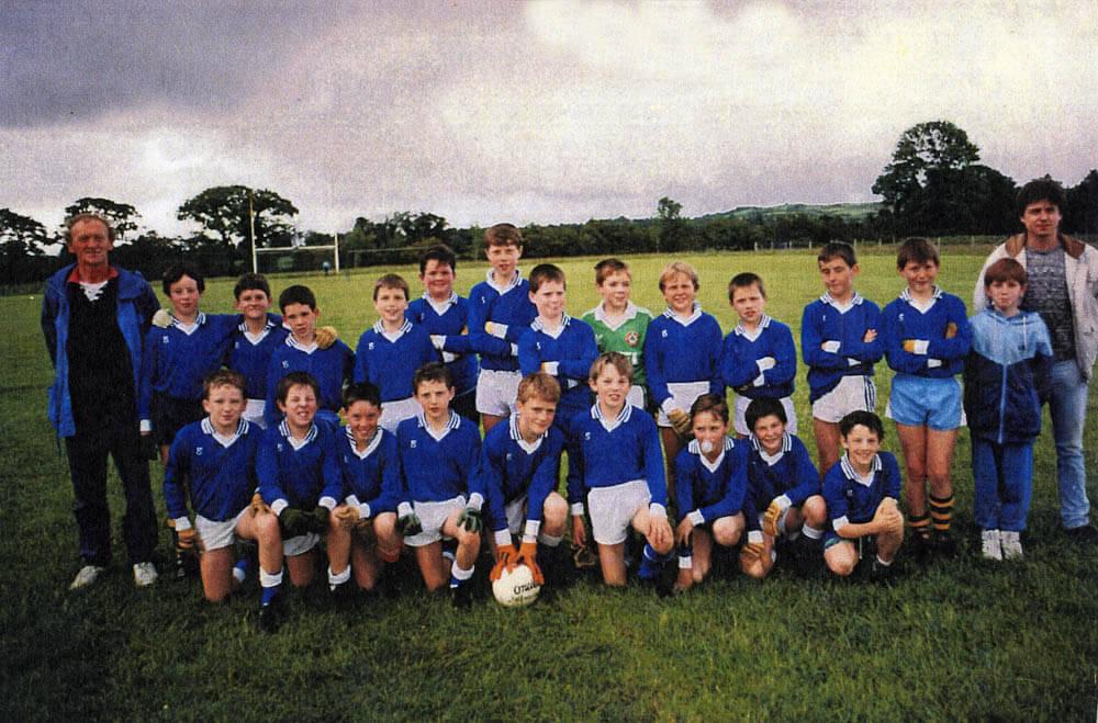 Laune Rangers – 1990 Co. U-12 'B' Football Champions