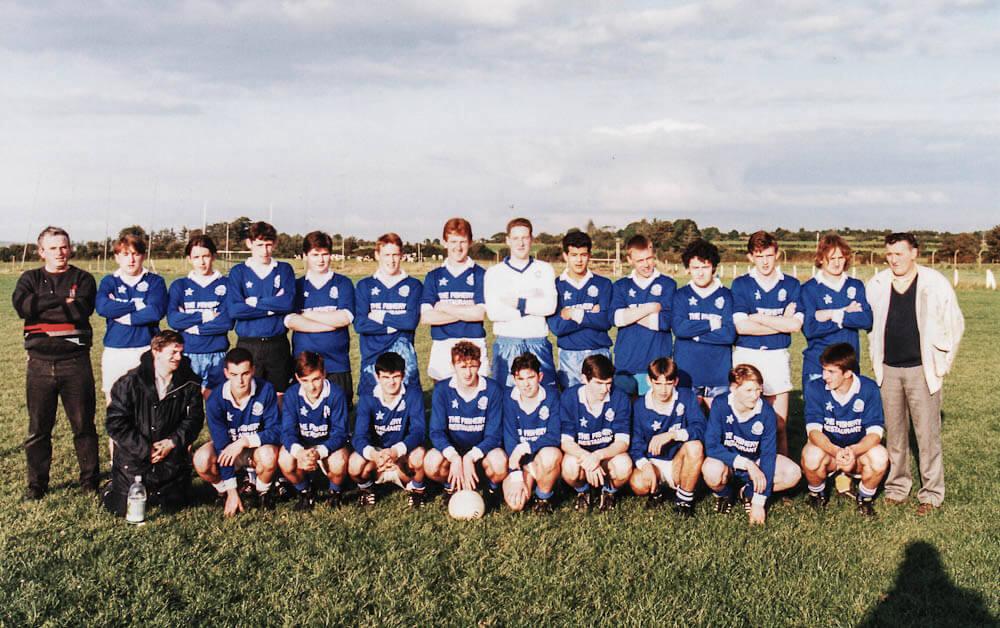 Laune Rangers – 1993 Mid-Kerry Minor Football Champion