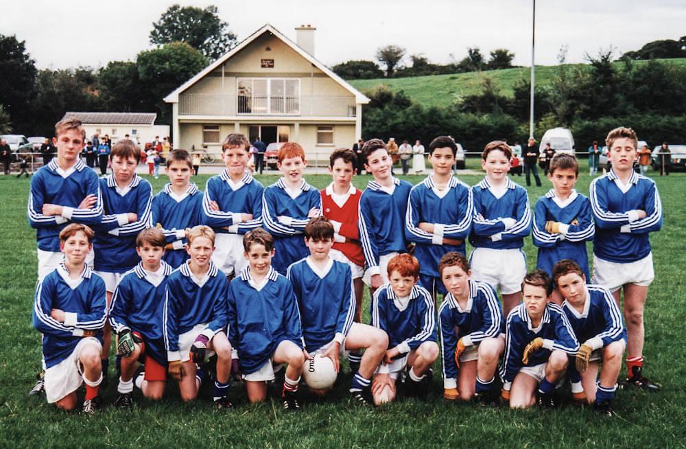 Laune Rangers – 1993 Mid-Kerry U-12 Football Champions