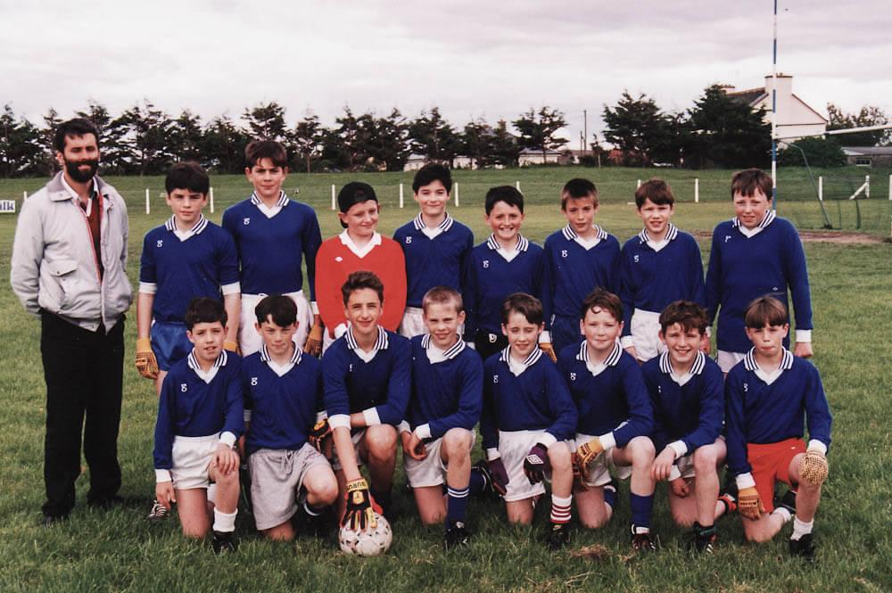 Scoil Mhuire 'B' – 1993 Mid-Kerry NS Finalists