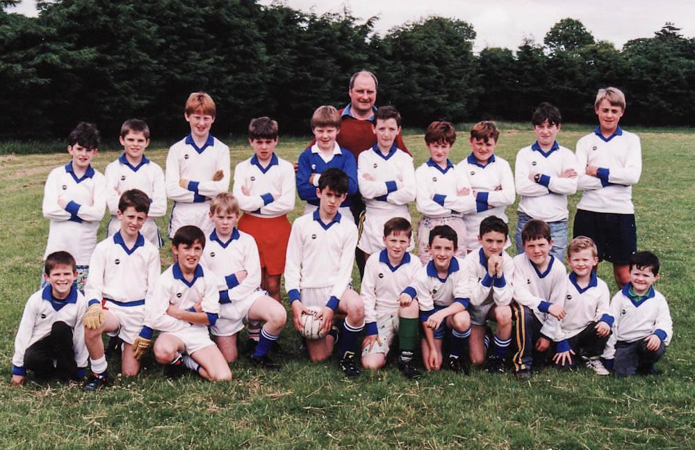 Glounaguillagh – 1993 Mid-Kerry NS Champions (4 Teachers)