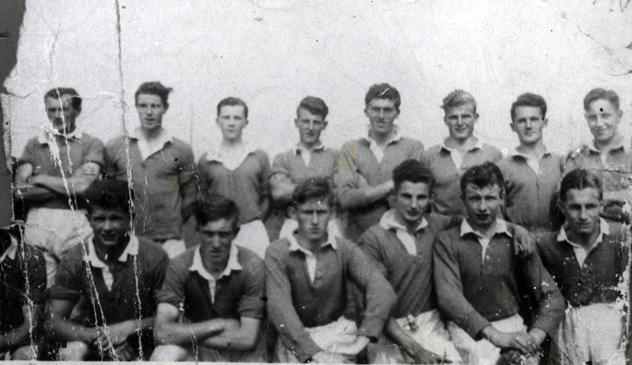 Laune Rangers – Mid-Kerry Senior Football Runners-up 1955