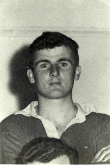 Owen Mangan (Dromin)
