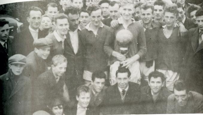 Laune Ranger Cup winners – 1959