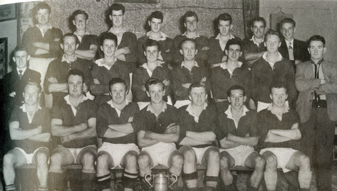 Laune Rangers – Mid-Kerry Senior Football Champions 1958