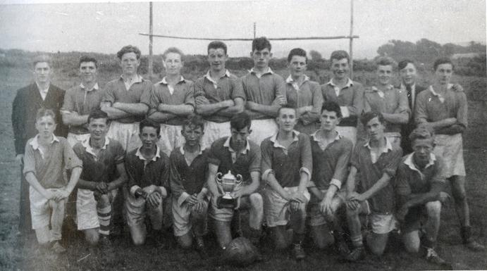 Laune Rangers Minor Team – Mid-Kerry Champions 1957