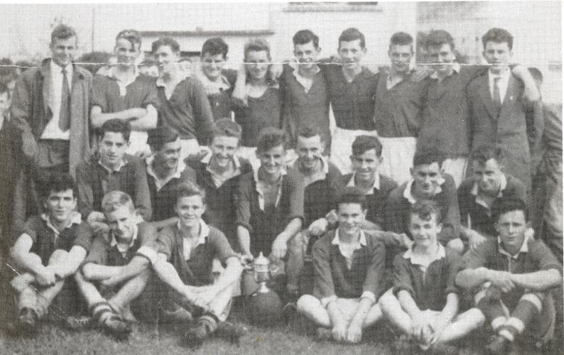 Laune Rangers Minor Team – Mid-Kerry Champions 1958