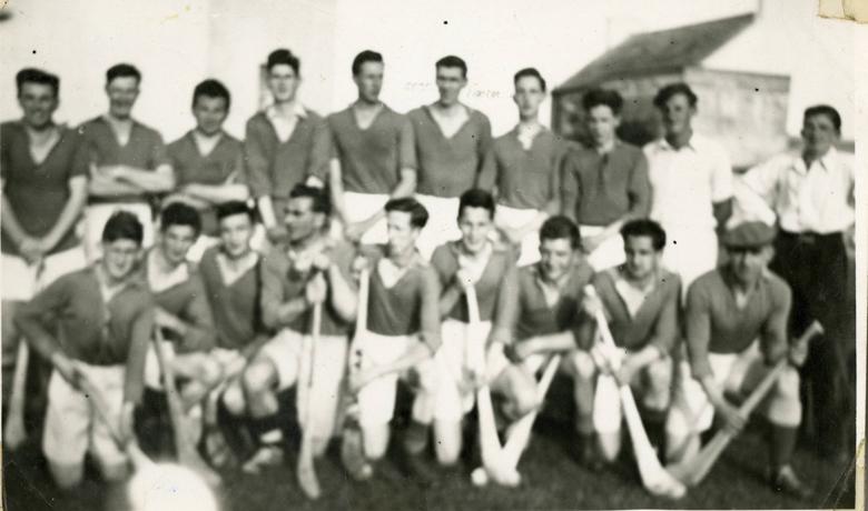 Killorglin Senior Hurling Team – 1954