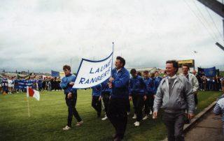 1991 Féile Peil na nOg Finals in Navan