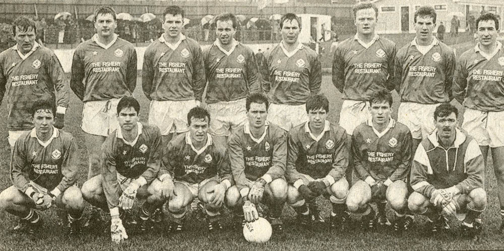 Laune Rangers – drew with Nemo Rangers in the Munster SF Club Championship 1993