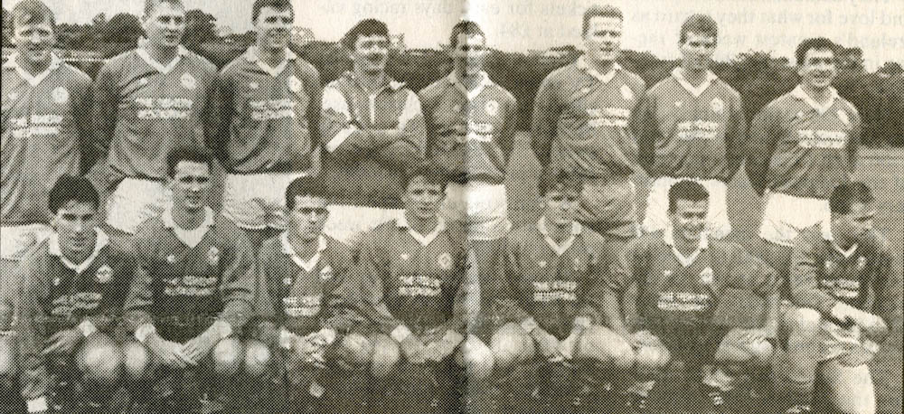 Laune Rangers – 1993 Mid-Kerry SF League Champions