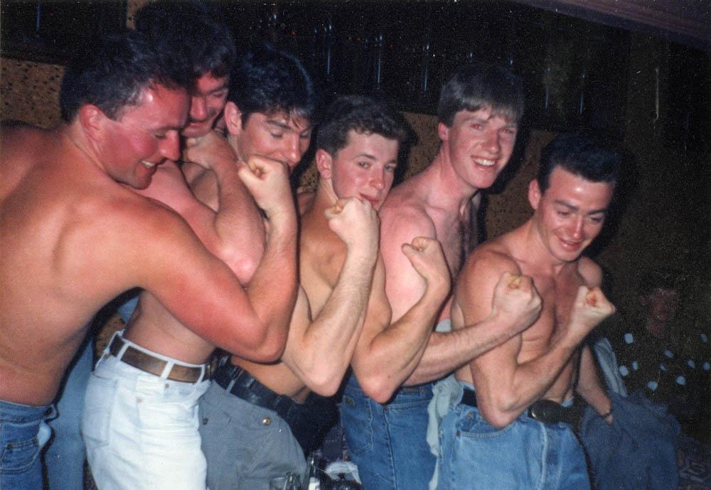 Laune Rangers in Gran Canaria in 1993