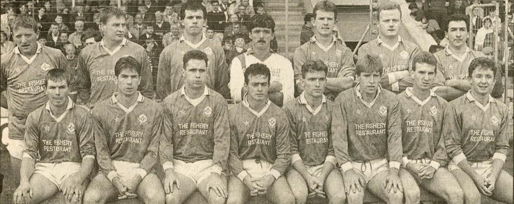 Laune Rangers – 1994 Co. SFC Semi-Finalists