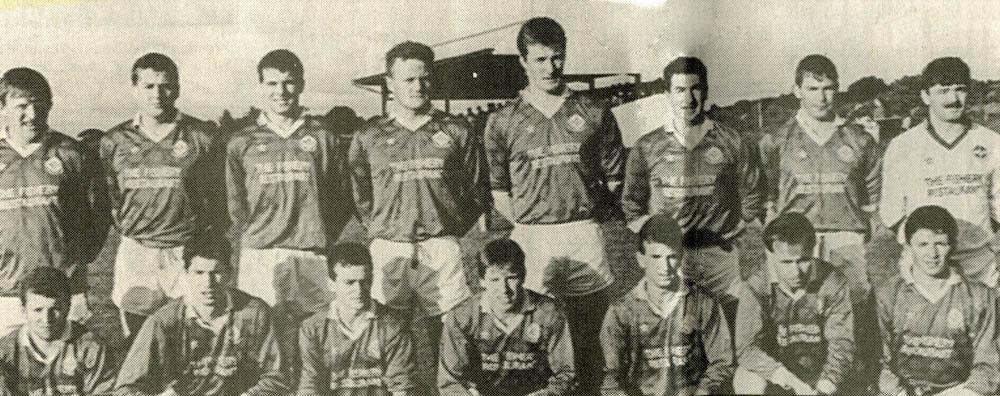 Laune Rangers – 1994 Mid-Kerry SF League
