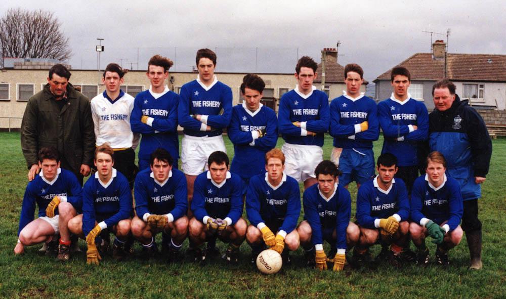 1994 Co. U-17 Inter-District Board Football Champions