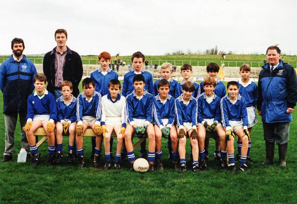 Scoil Mhuire – 1994 Co. Cumann na mBunscol Div. 1 Finalists
