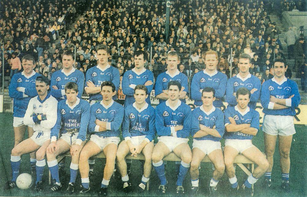 Laune Rangers – 1995 Co. SF Champions