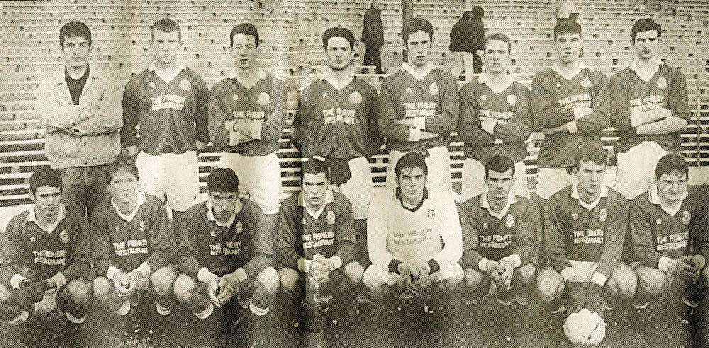 Laune Rangers – 1995 Co. U-21 Football Champions