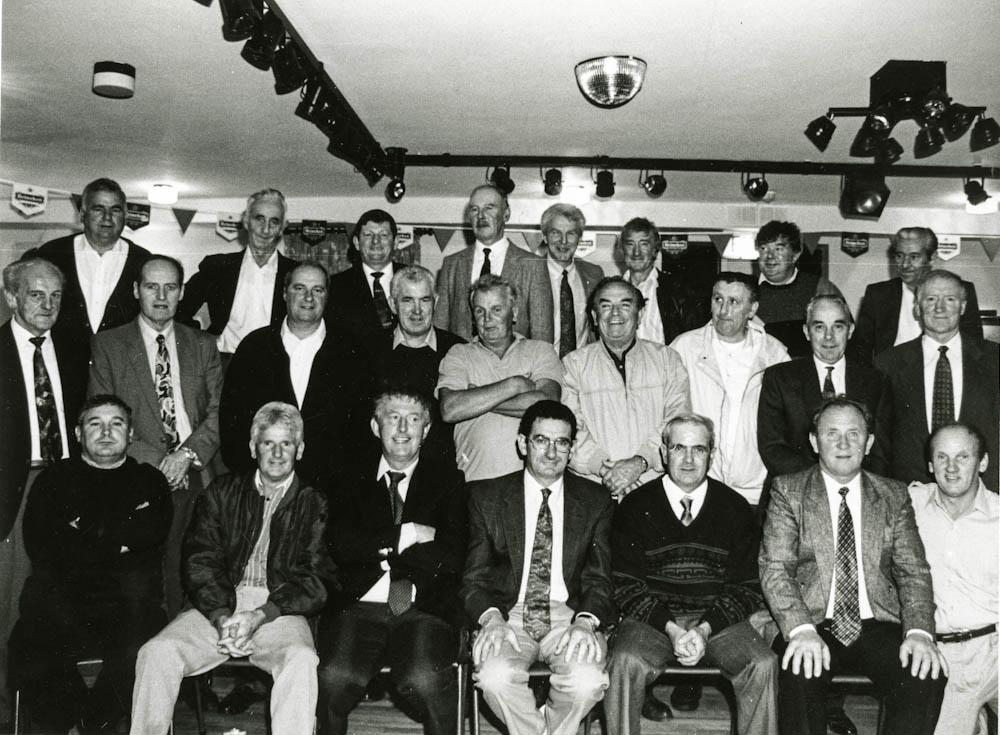 Laune Rangers' Reunion in 1995 – 1958 & 67 Teams