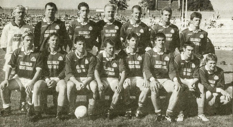 Laune Rangers – 1998 Co. Senior Football Championship Semi-Finalists
