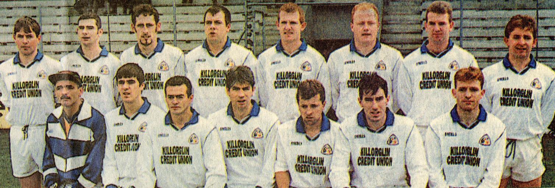 Laune Rangers – 1998 Co. Football League Div. 1 Champions