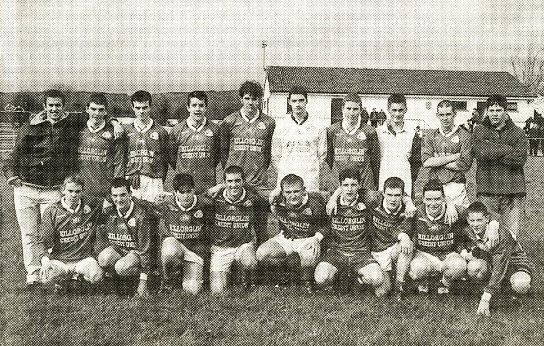 Laune Rangers – 1998 'B' Minor Tournament Winners in Castleisland