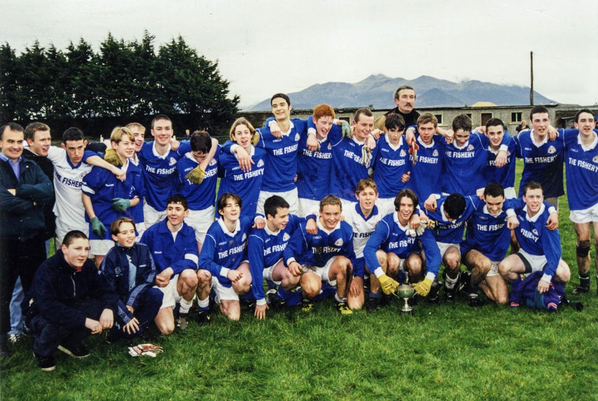 Laune Rangers – 1998 Mid-Kerry U-16 Football Champions