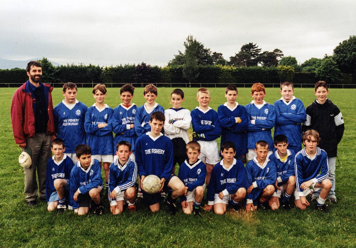 Scoil Mhuire – 1998 'A' Football Team