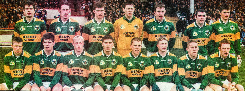 Kerry – 1998 All-Ireland U-21 Football Champions
