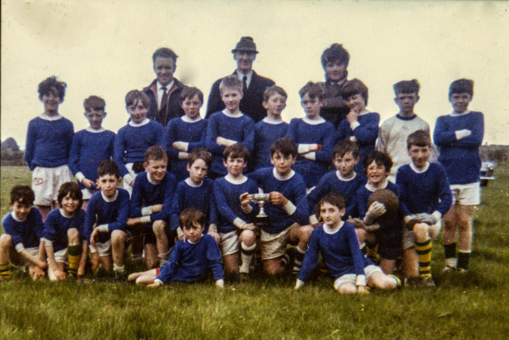 Laune Rangers – Co. and Mid-Kerry U-12 Champions 1972