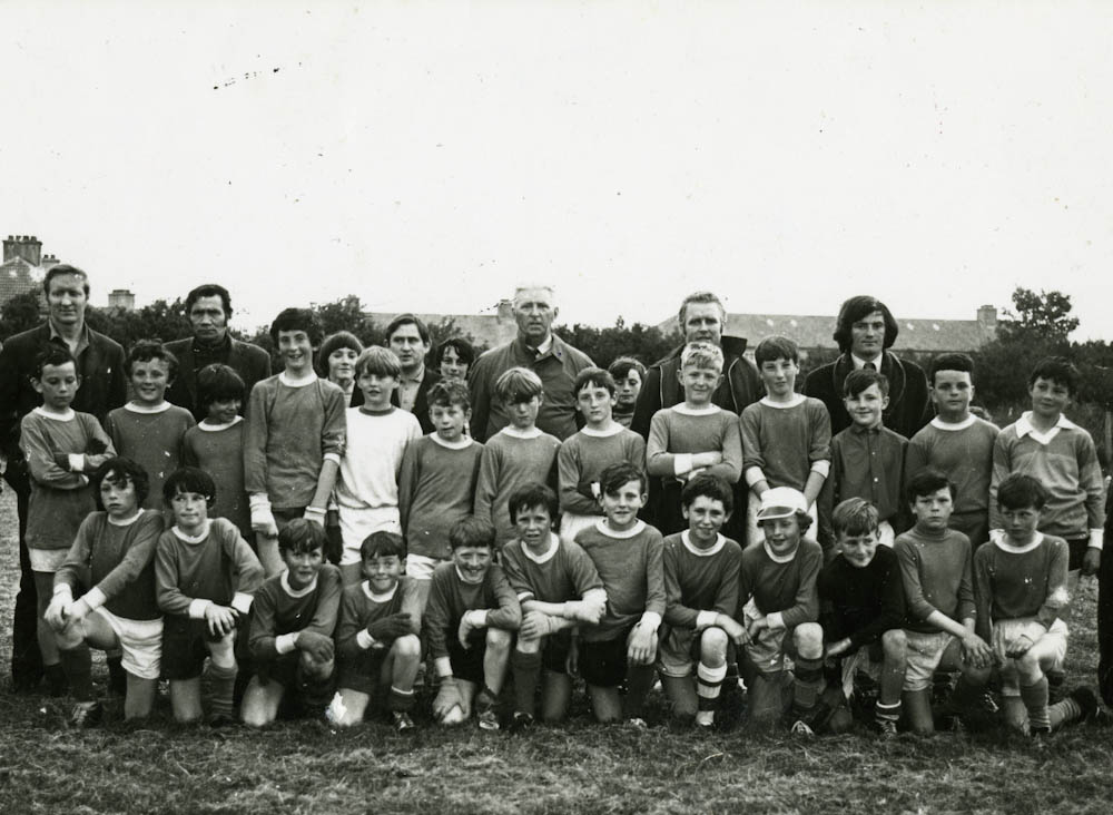 Laune Rangers – Co. and Mid-Kerry U-12 Champions 1973