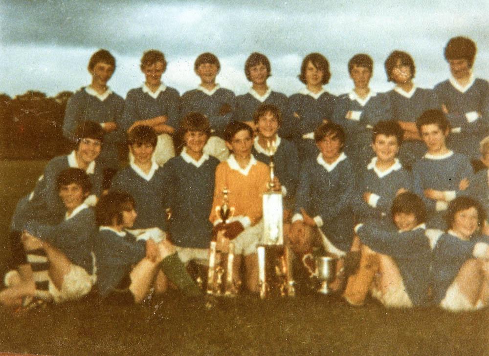 Laune Rangers – Co. U-14 Champions 1974