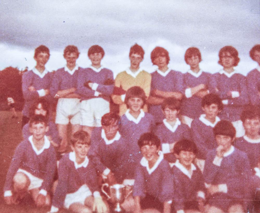 Laune Rangers 'A' – Mid-Kerry U-14 Champions 1974