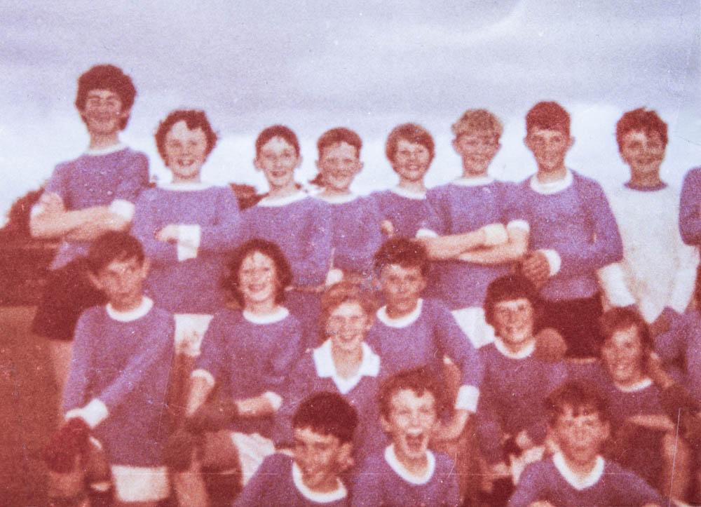 Laune Rangers U-14 'B' – Mid-Kerry U-14 Runners-up 1974